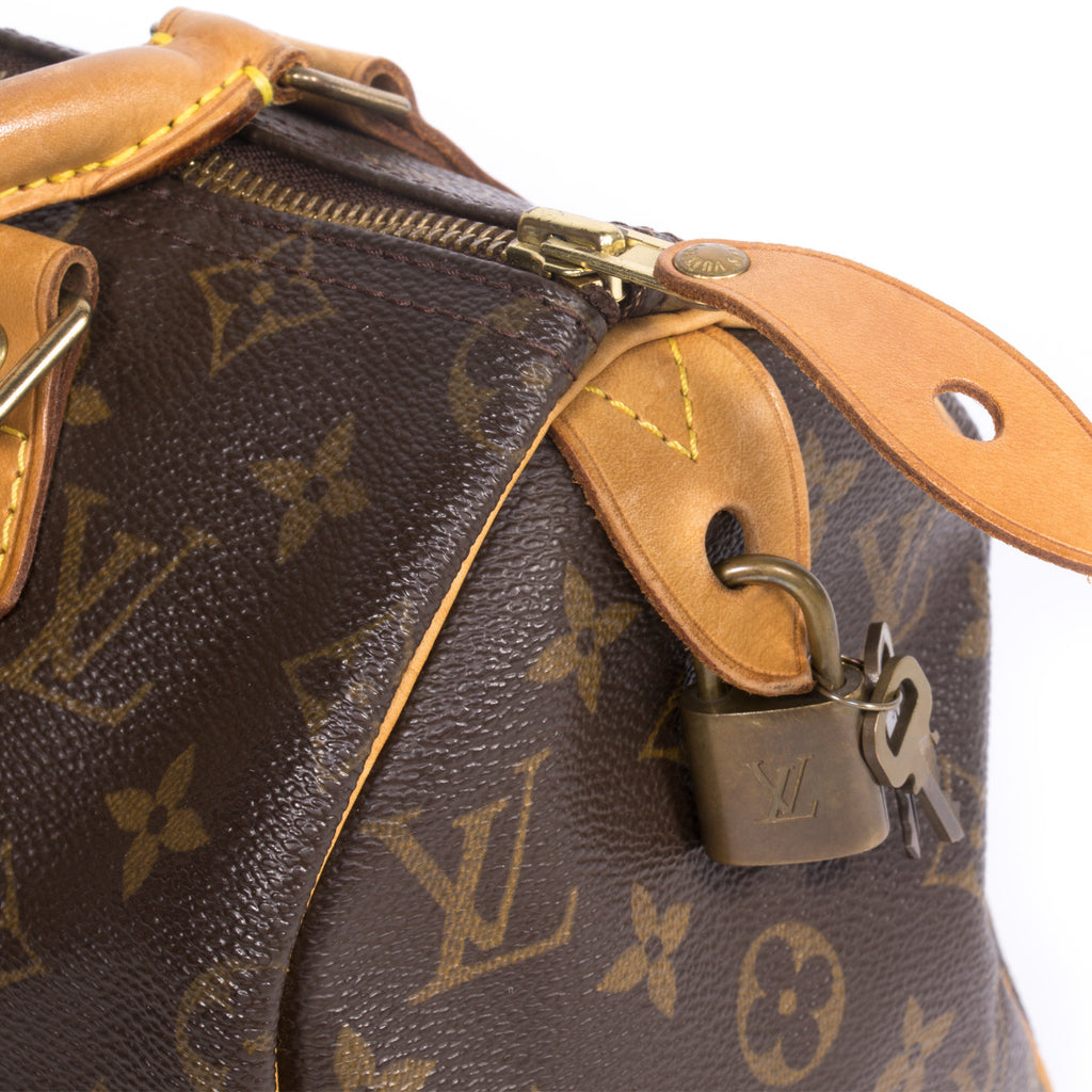 Louis Vuitton Speedy 25 Bags Louis Vuitton - Shop authentic new pre-owned designer brands online at Re-Vogue