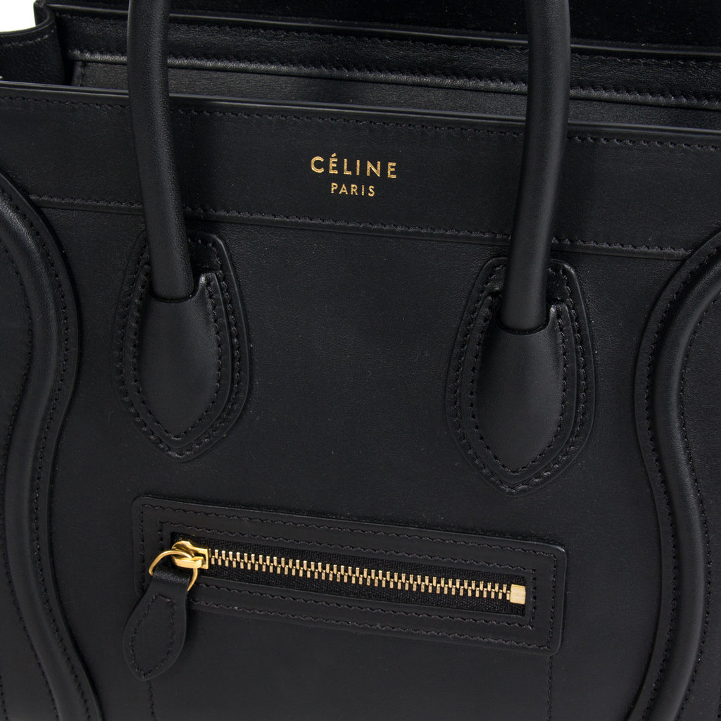 Celine Nano Luggage Tote Bags Celine - Shop authentic new pre-owned designer brands online at Re-Vogue