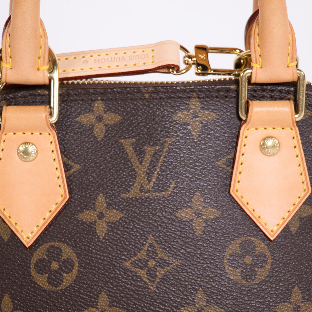 Louis Vuitton Alma BB Bags Louis Vuitton - Shop authentic new pre-owned designer brands online at Re-Vogue