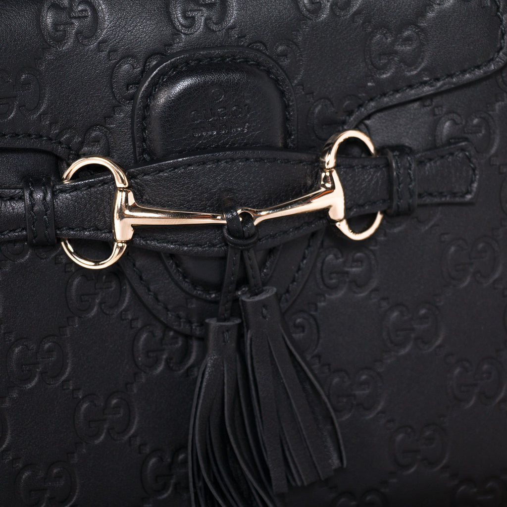 Gucci Emily Guccissima Bags Gucci - Shop authentic new pre-owned designer brands online at Re-Vogue