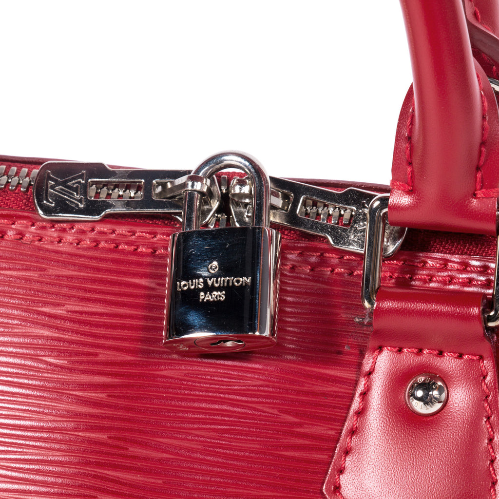 Louis Vuitton Alma PM -Shop pre-owned luxury designer brands on discount online at Re-Vogue