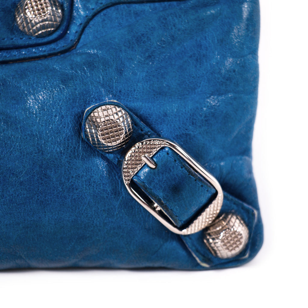 Balenciaga Motocross Classic Coin Pouch Accessories Balenciaga - Shop authentic new pre-owned designer brands online at Re-Vogue