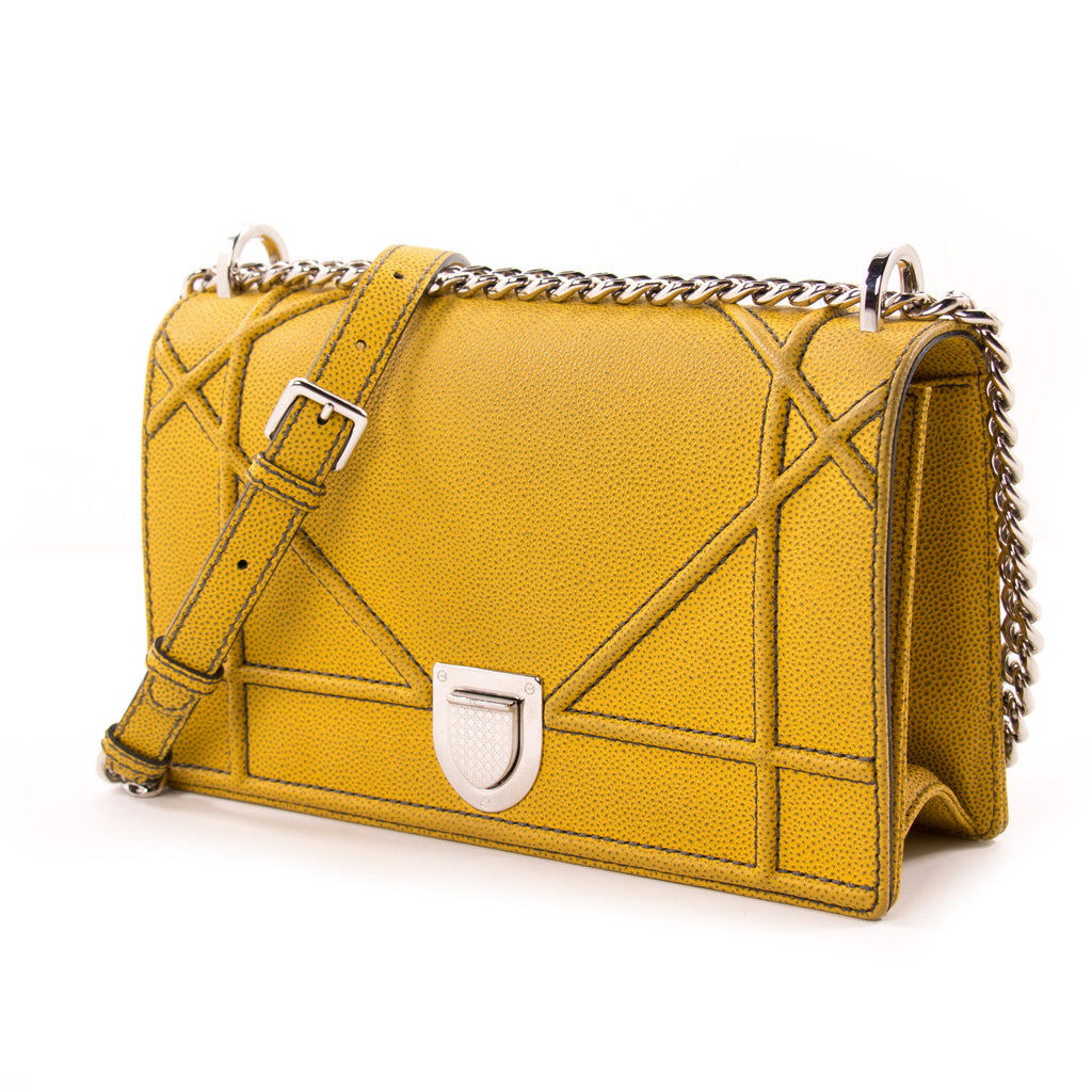Christian Dior Diorama Medium Shoulder Bag