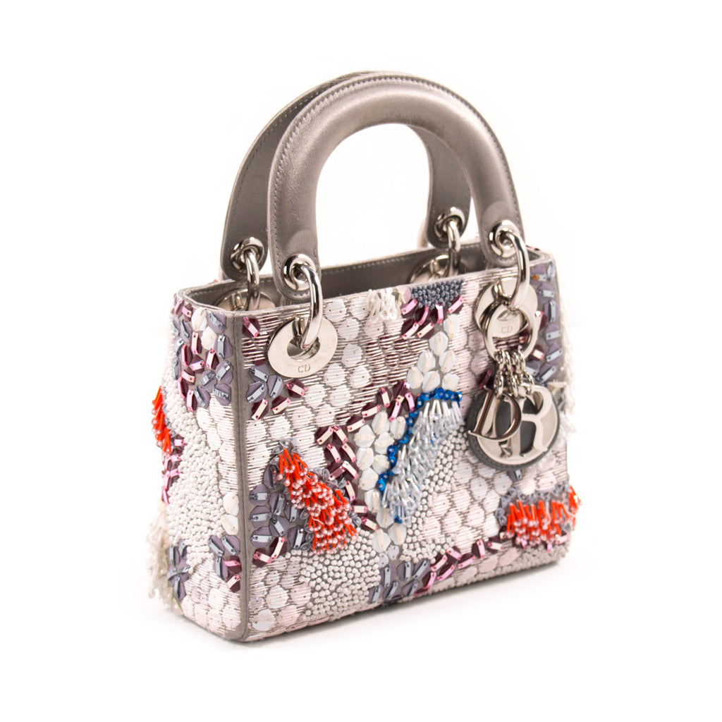 019ec0afb173 ... Christian Dior Limited Edition Mini Lady Dior Bags Dior - Shop  authentic new pre-owned ...