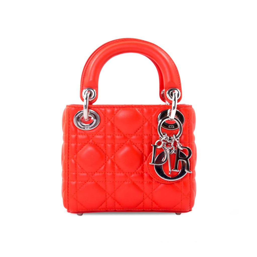 Christian Dior Micro Lady Dior Bag Bags Dior - Shop authentic new pre-owned  designer. Christian Dior ... b606572dac3e3