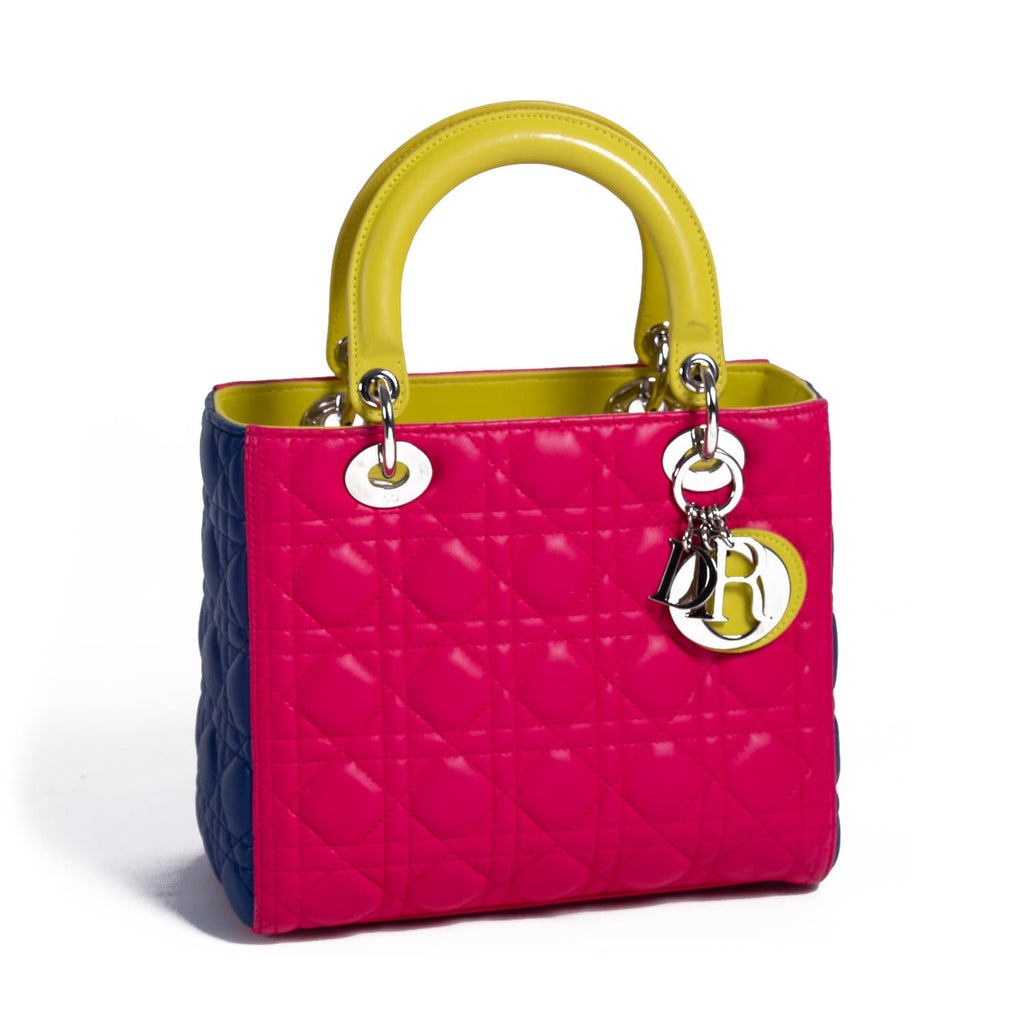 Christian Dior Limited Edition Medium Lady Dior Bags Dior - Shop authentic new pre-owned designer brands online at Re-Vogue
