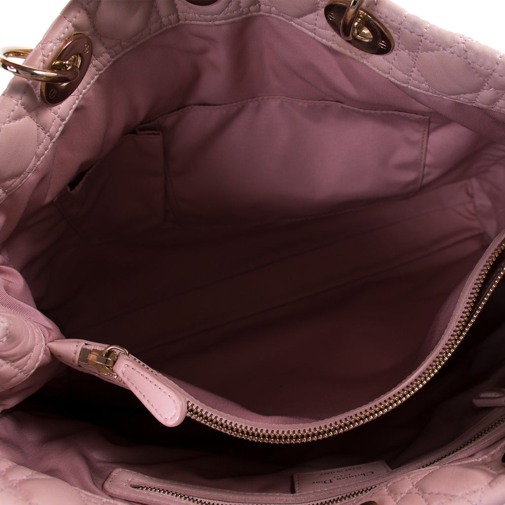 06d43a5bcdb ... Christian Dior Large Soft Shopper Tote Bags Dior - Shop authentic new  pre-owned designer ...