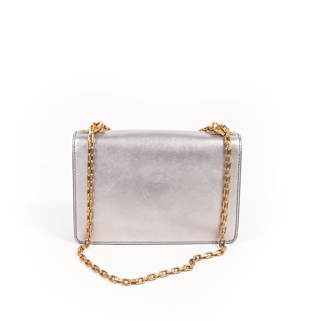 Christian Dior J'adior Metallic Bag Bags Dior - Shop authentic new pre-owned designer brands online at Re-Vogue
