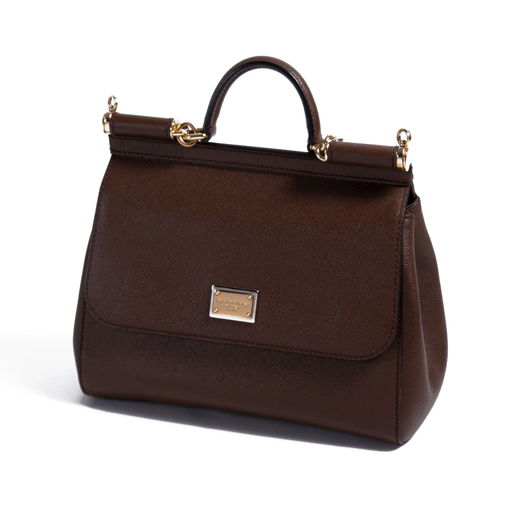 Dolce & Gabbana Miss Sicily Medium Bags Dolce & Gabbana - Shop authentic new pre-owned designer brands online at Re-Vogue