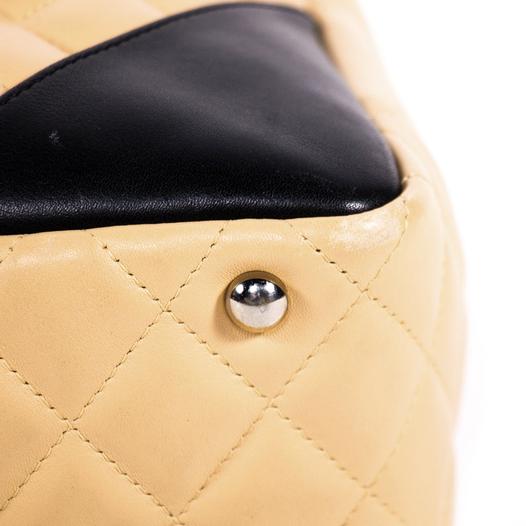 Chanel Ligne Cambon Bowler Bag Bags Chanel - Shop authentic new pre-owned designer brands online at Re-Vogue