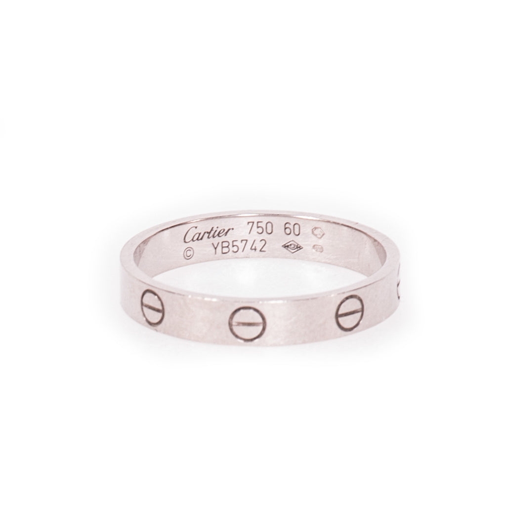 Cartier Love Wedding Band - revogue