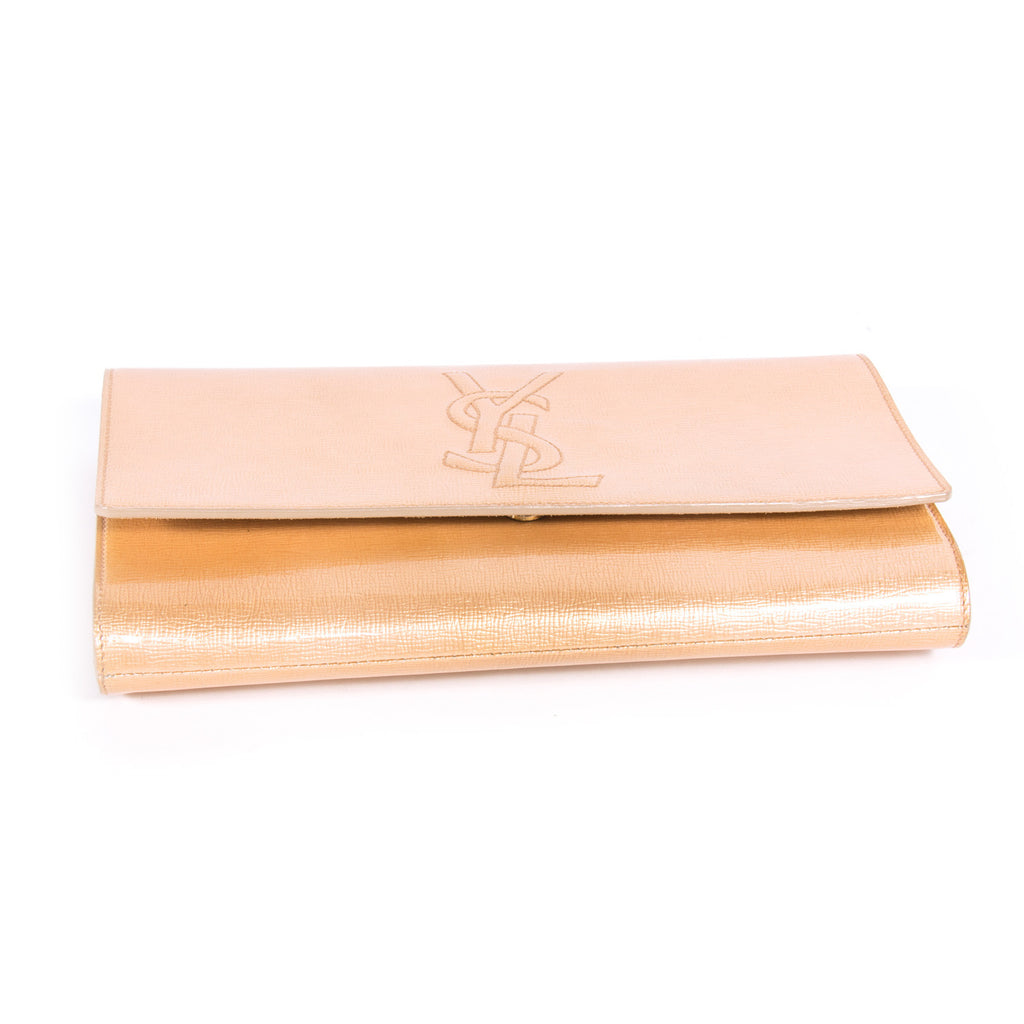 Saint Laurent Belle De Jour Clutch - revogue