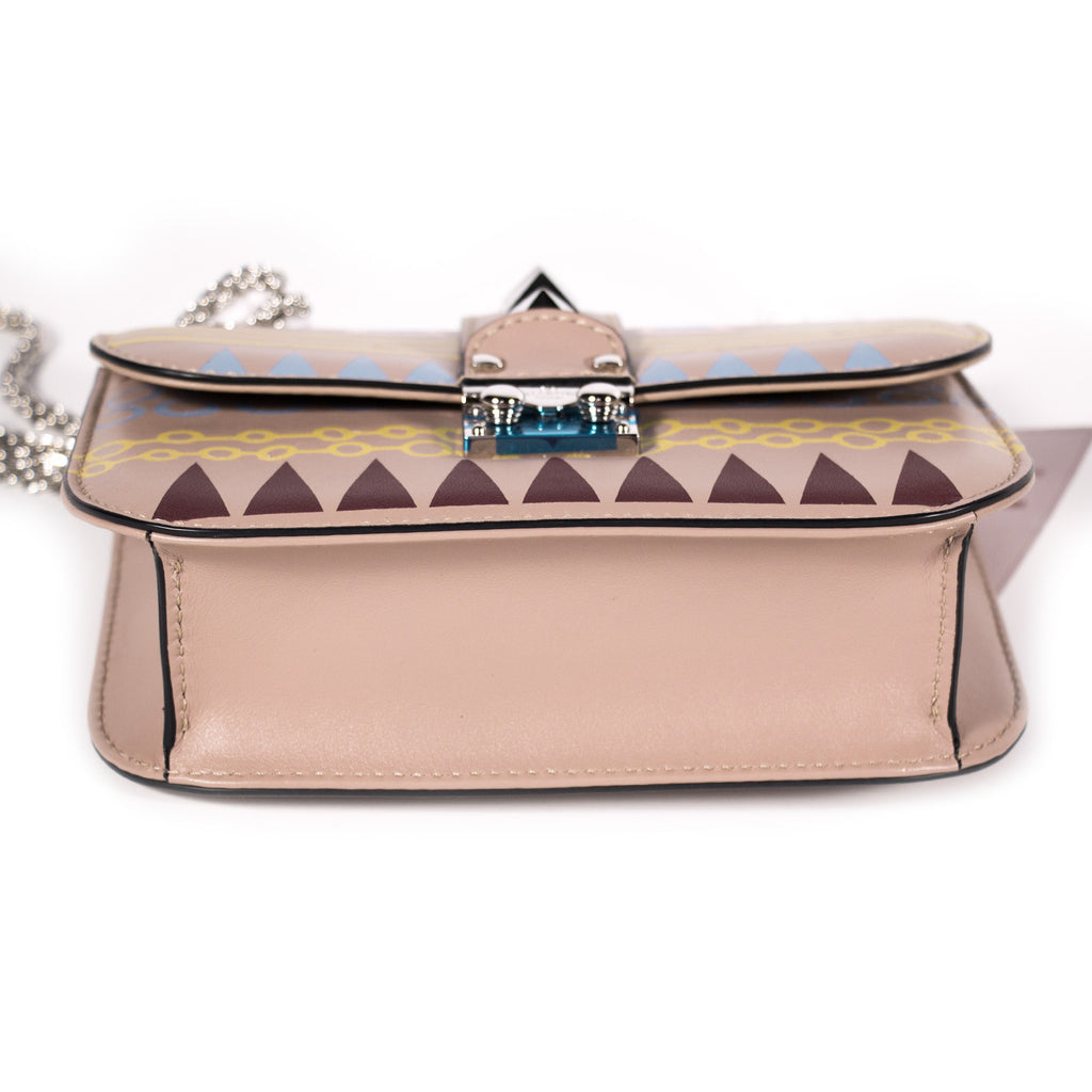 Valentino Ballet Russes Lock Shoulder Bag Bags Valentino - Shop authentic new pre-owned designer brands online at Re-Vogue