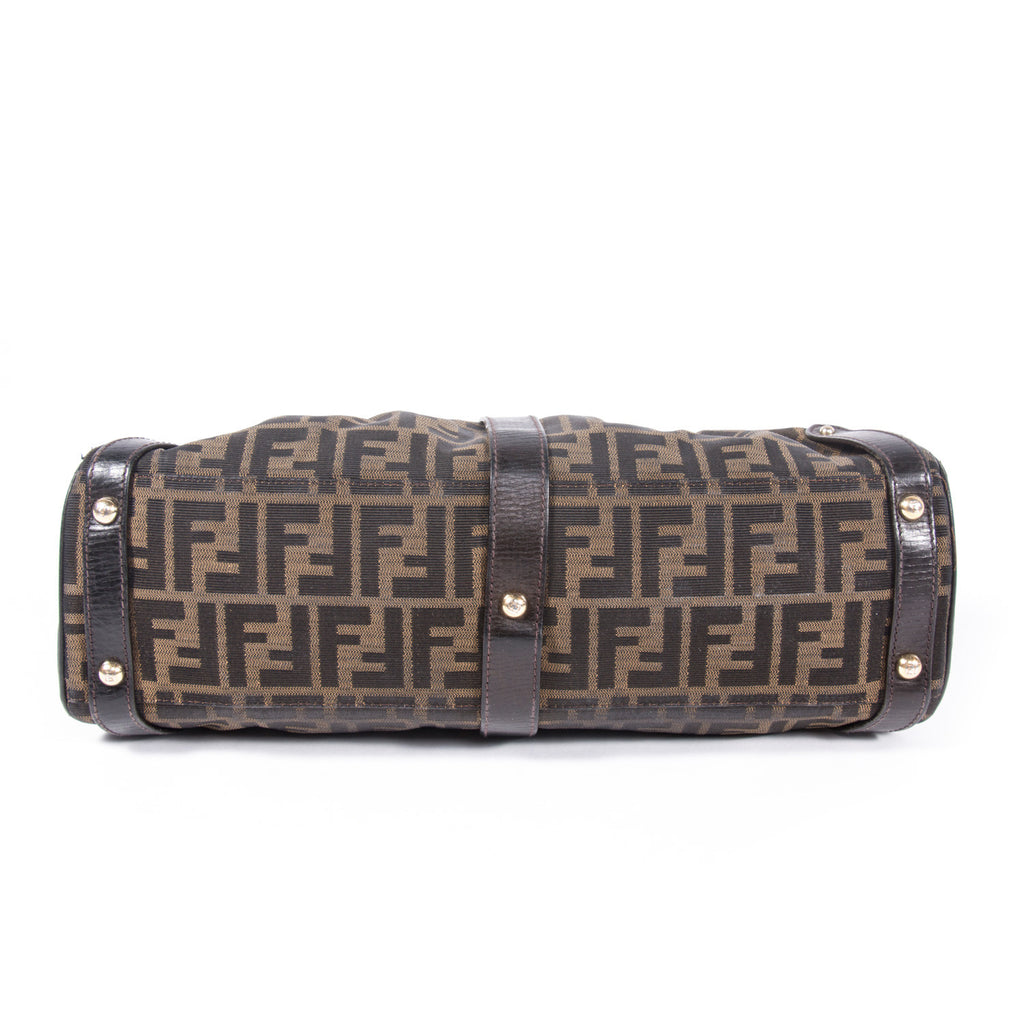 Fendi Zucca Magic Bag Bags Fendi - Shop authentic new pre-owned designer brands online at Re-Vogue