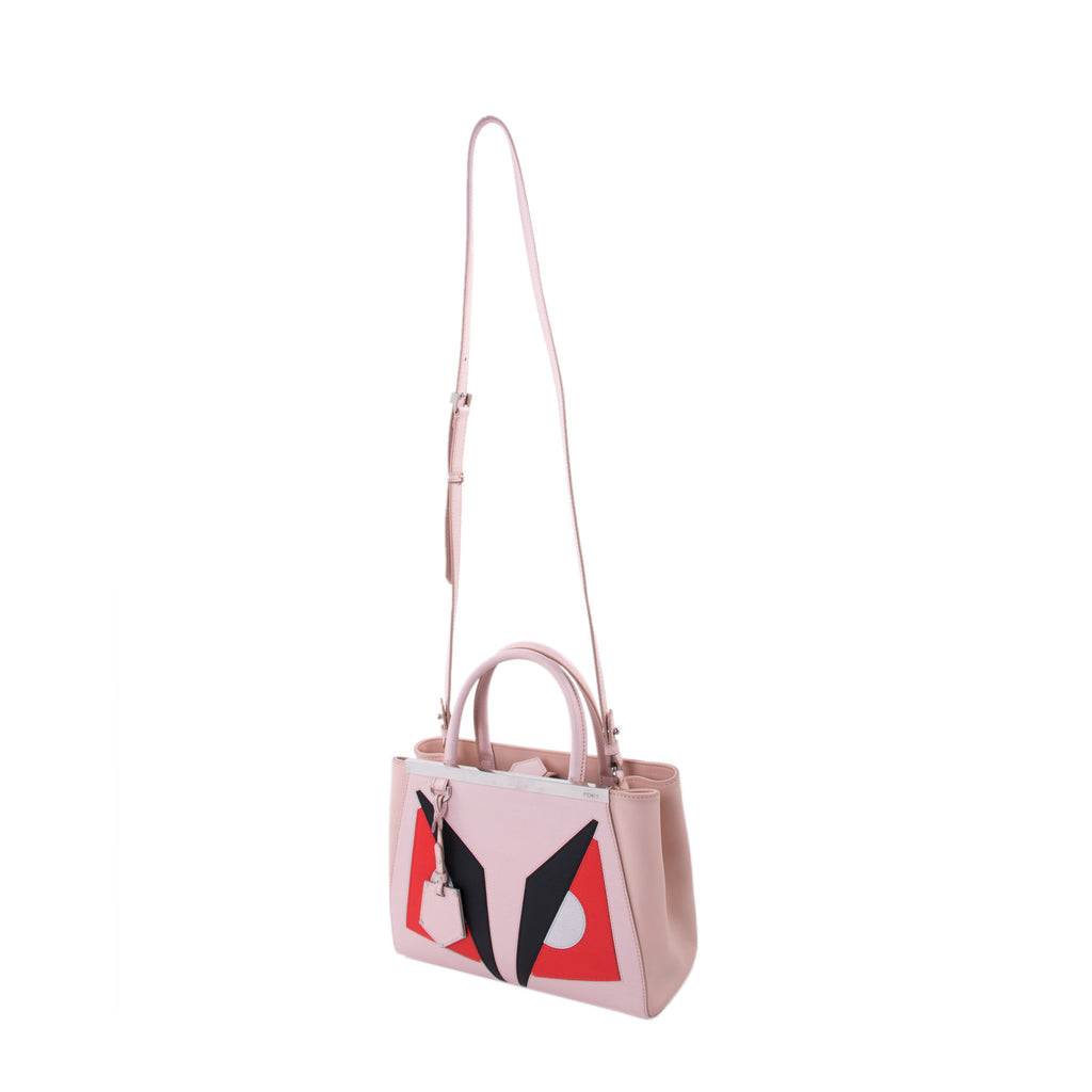 Fendi Petite 2Jours Monster Tote Bag Bags Fendi - Shop authentic new pre-owned designer brands online at Re-Vogue