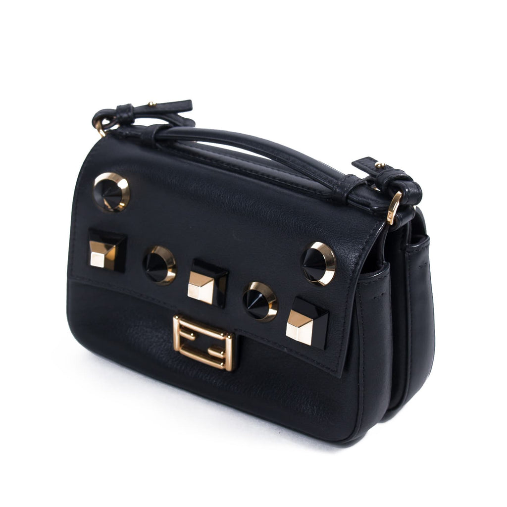 Fendi Double Micro Baguette Bags Fendi - Shop authentic new pre-owned designer brands online at Re-Vogue