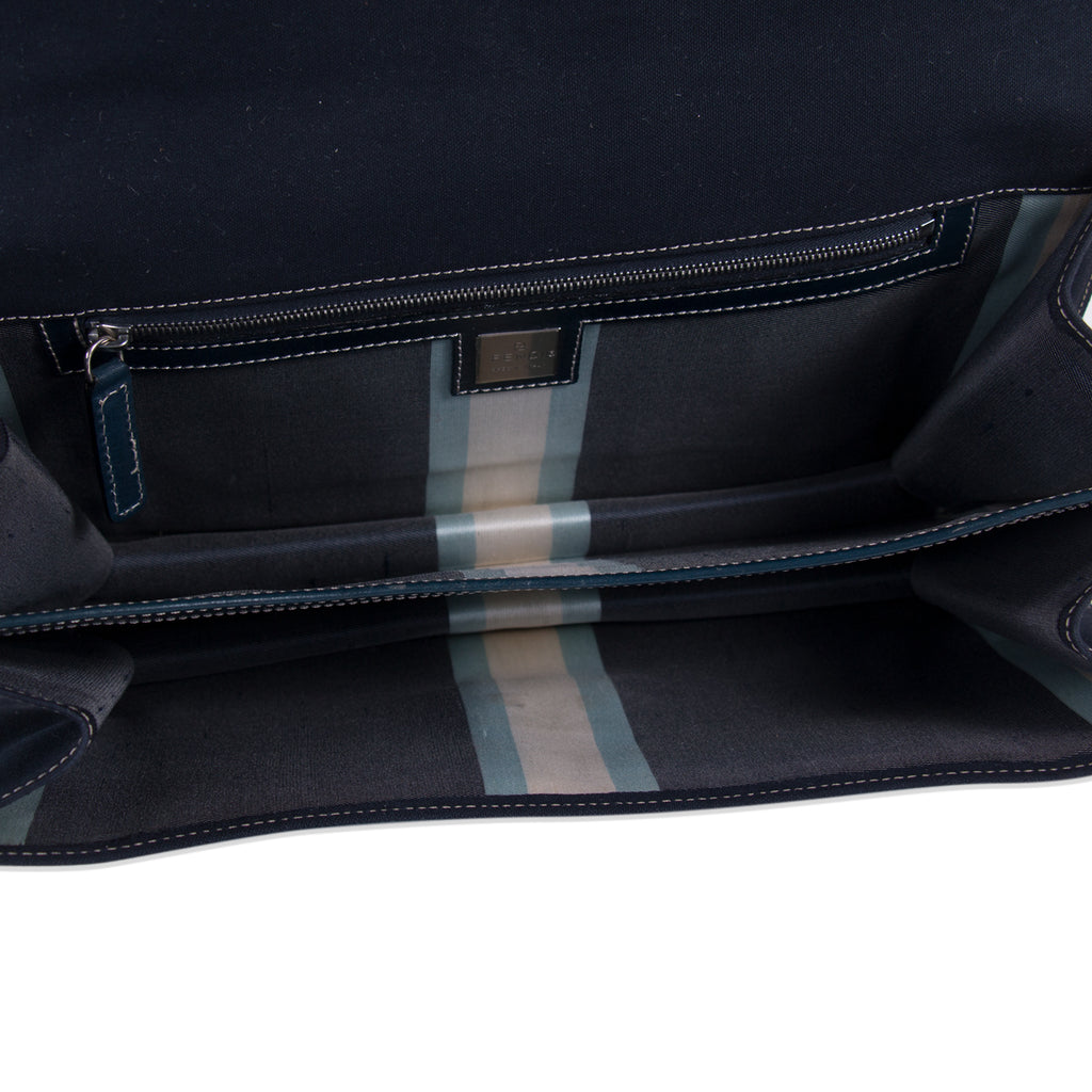 Fendi Denim Medium Baguette Bags Fendi - Shop authentic new pre-owned designer brands online at Re-Vogue