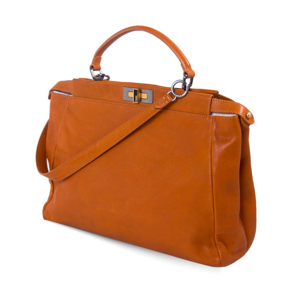 Fendi Large Peekaboo Bag Bags Fendi - Shop authentic new pre-owned designer brands online at Re-Vogue
