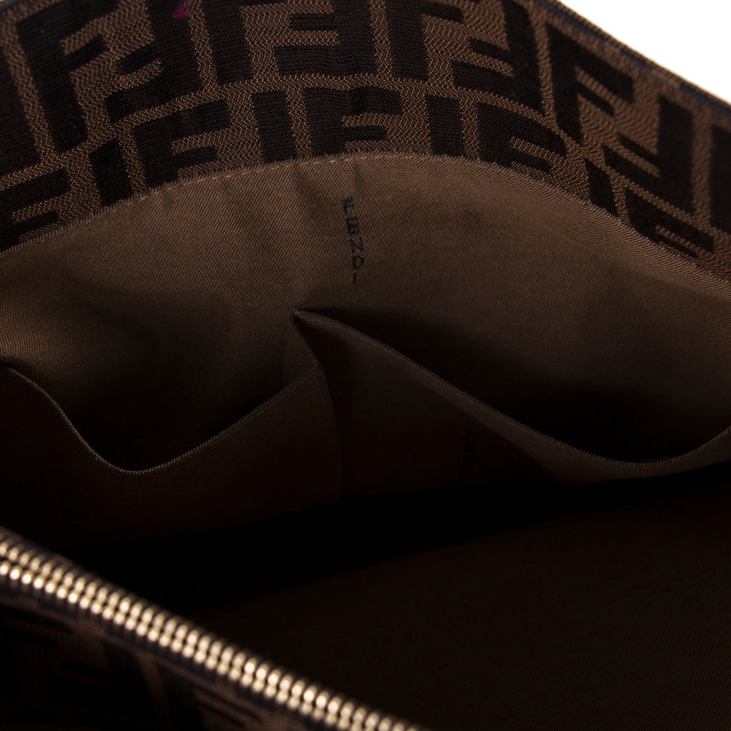 Fendi Zucca Canvas Hobo Bag Bags Fendi - Shop authentic new pre-owned designer brands online at Re-Vogue