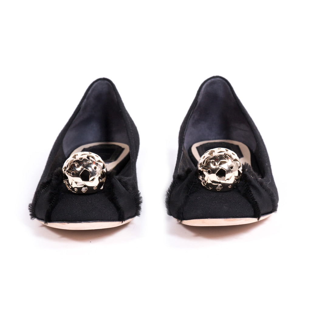 Dior Christmas Ballerinas Shoes Dior - Shop authentic new pre-owned designer brands online at Re-Vogue