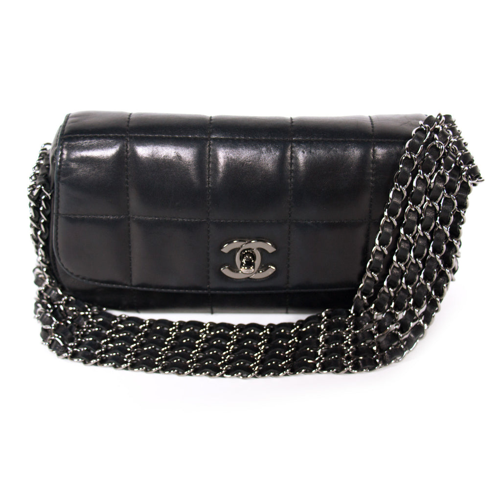 Chanel Multiple Chain Shoulder Bag Bags Chanel - Shop authentic new pre-owned designer brands online at Re-Vogue