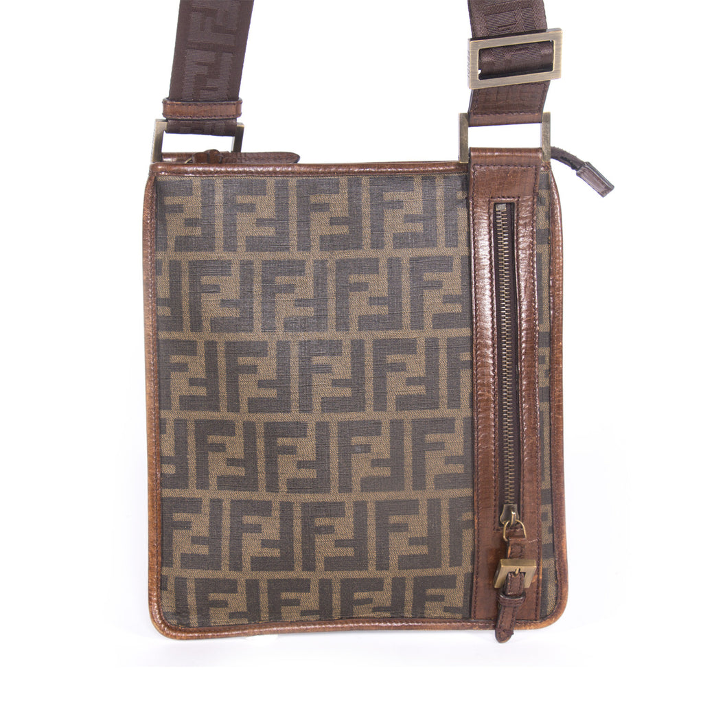 Fendi Zucca Crossbody Bags Fendi - Shop authentic new pre-owned designer brands online at Re-Vogue