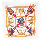 Hermes Printed Silk Scarf Scarves Hermes - Shop authentic new pre-owned designer brands online at Re-Vogue