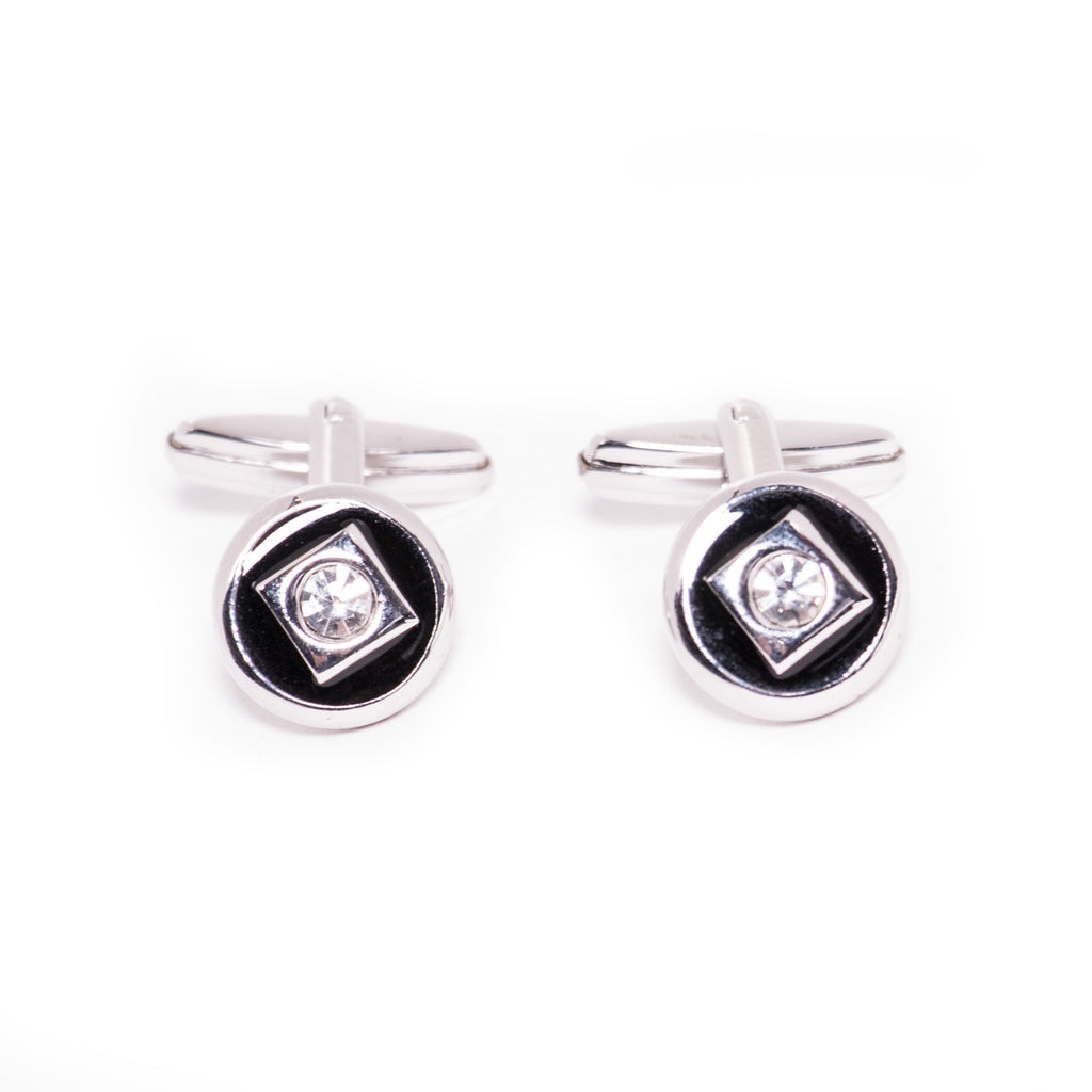 Burberry Enamel Cufflinks - revogue