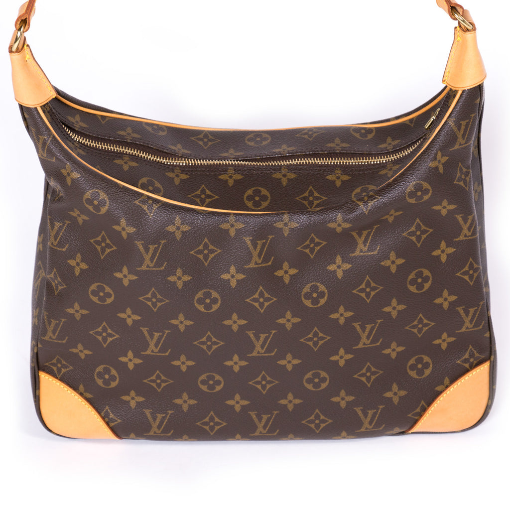 Louis Vuitton Monogram Boulogne Bags Louis Vuitton - Shop authentic pre-owned designer brands online at Re-Vogue