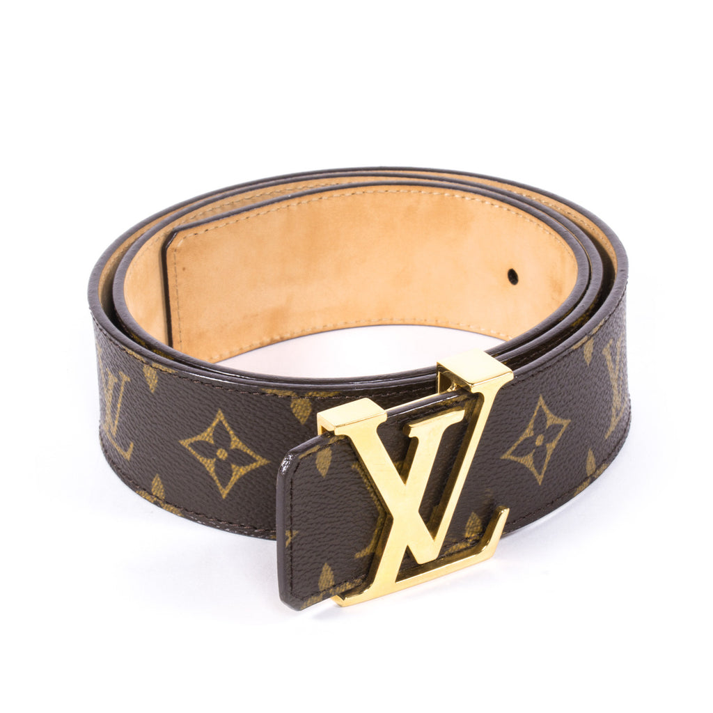 Louis Vuitton Initials Belt Accessories Louis Vuitton - Shop authentic pre-owned designer brands online at Re-Vogue