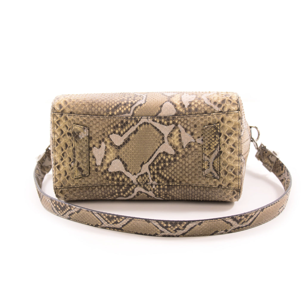 Givenchy Small Antigona Python Skin Bags Givenchy - Shop authentic new pre-owned designer brands online at Re-Vogue