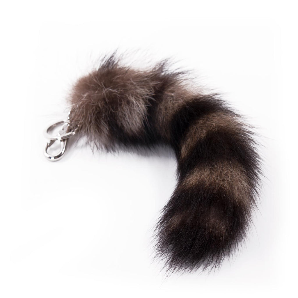 Givenchy Raccoon Fur Key Ring Bag Charm Accessories Givenchy - Shop authentic new pre-owned designer brands online at Re-Vogue