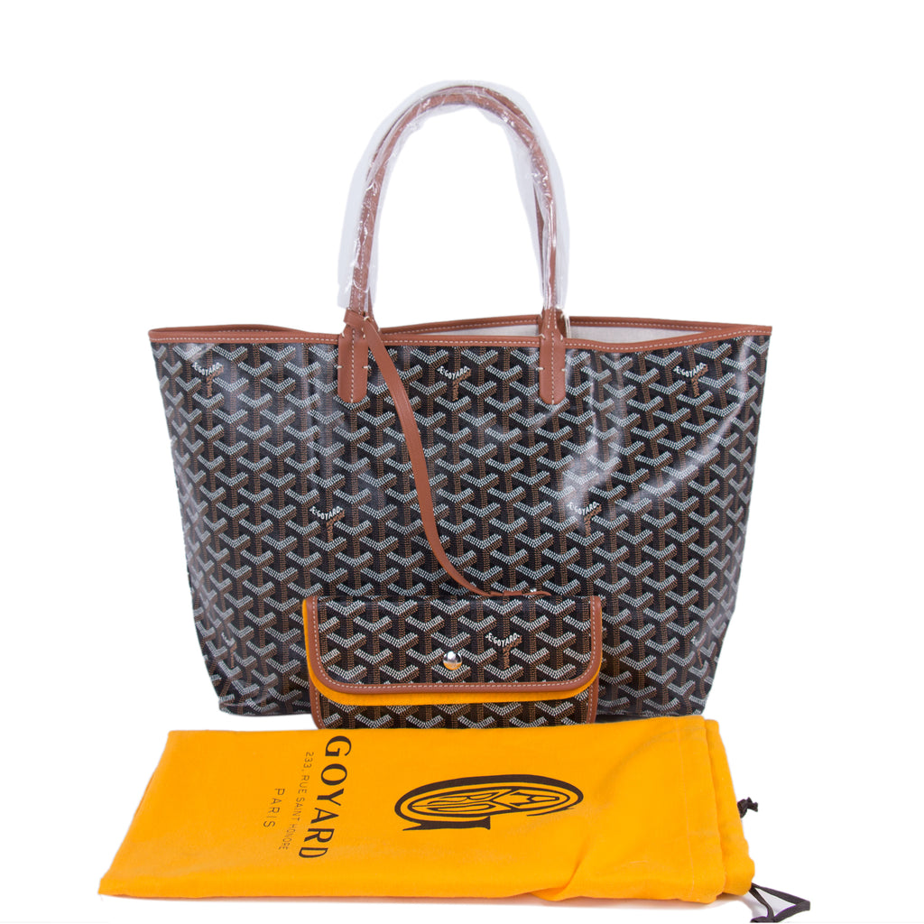 Goyard Saint Louis PM Tote Bag Bags Goyard - Shop authentic new pre-owned designer brands online at Re-Vogue
