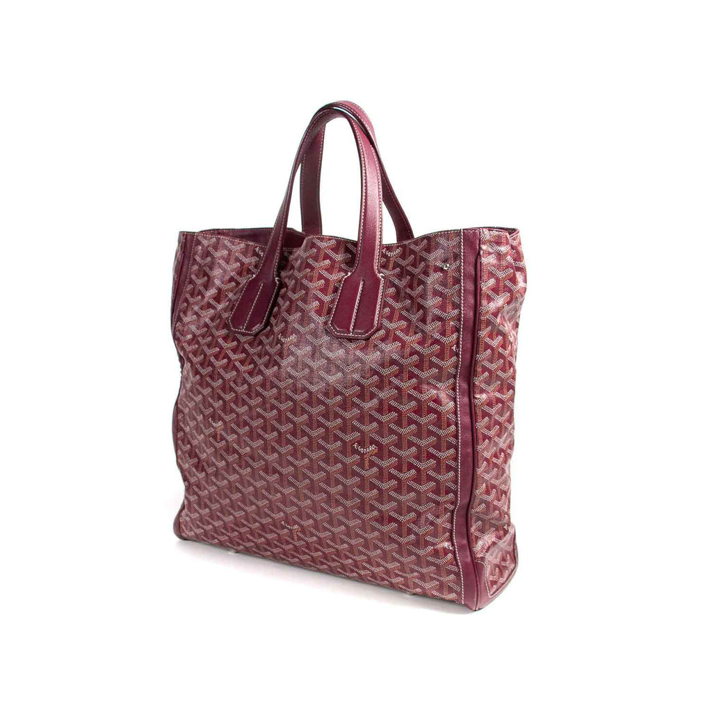 Goyard Voltaire Tote Bag Bags Goyard - Shop authentic new pre-owned designer brands online at Re-Vogue