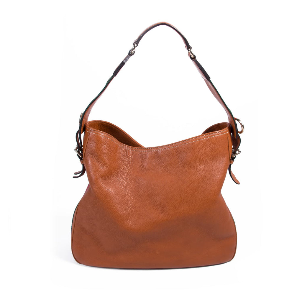 Gucci Web Hobo Bag Bags Gucci - Shop authentic new pre-owned designer brands online at Re-Vogue
