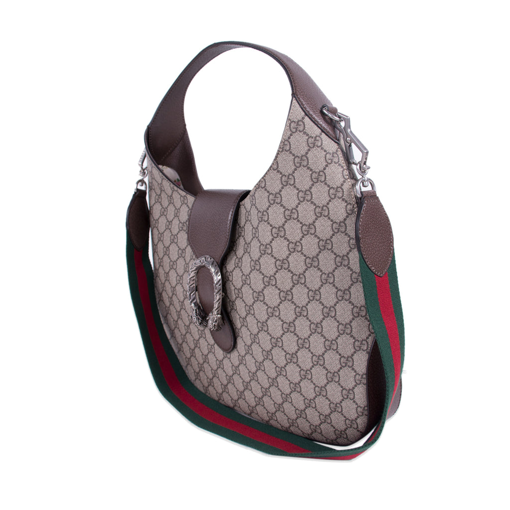 Gucci Dionysus Supreme Hobo Bag Bags Gucci - Shop authentic new pre-owned designer brands online at Re-Vogue