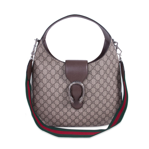 Bottega Veneta Intrecciato-Trimmed Shoulder Bag