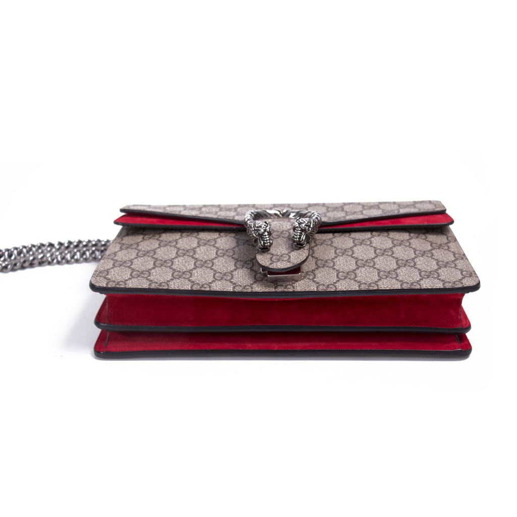 Gucci Small GG Supreme Dionysus Bag Bags Gucci - Shop authentic new pre-owned designer brands online at Re-Vogue