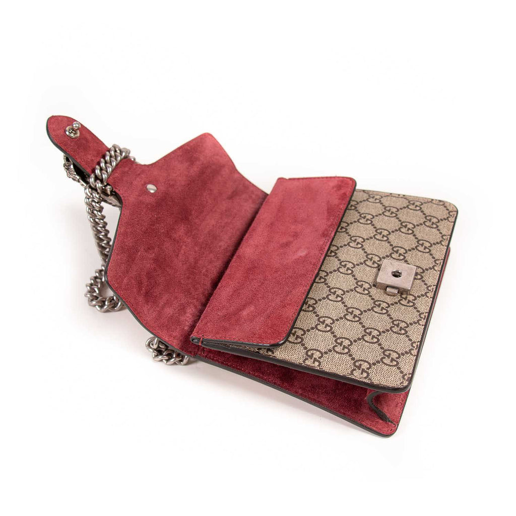 Gucci Dionysus Blooms Mini Shoulder Bag Bags Gucci - Shop authentic new pre-owned designer brands online at Re-Vogue