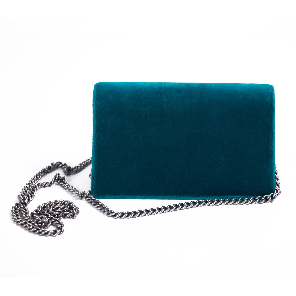 Gucci Dionysus Velvet Super Mini Bag Bags Gucci - Shop authentic new pre-owned designer brands online at Re-Vogue