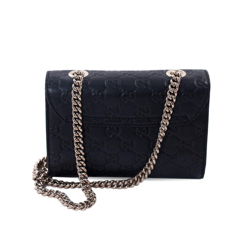 Gucci Emily Small Shoulder Bag Bags Gucci - Shop authentic new pre-owned designer brands online at Re-Vogue