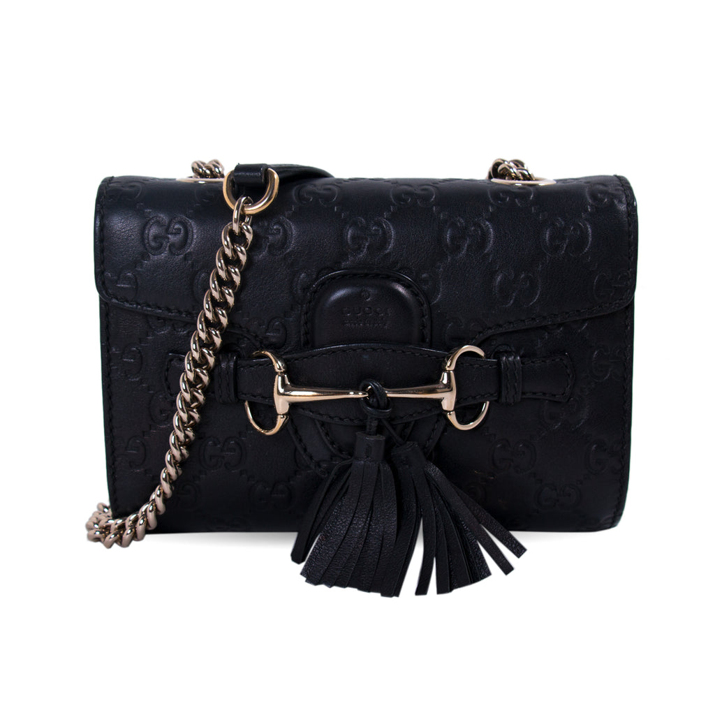 1b6a0c33f32c PrevNext. Gucci Emily Small Shoulder Bag Bags Gucci - Shop authentic new  pre-owned designer brands