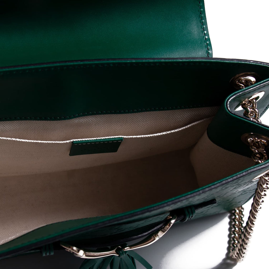 Gucci Emily Small Chain Shoulder Bag