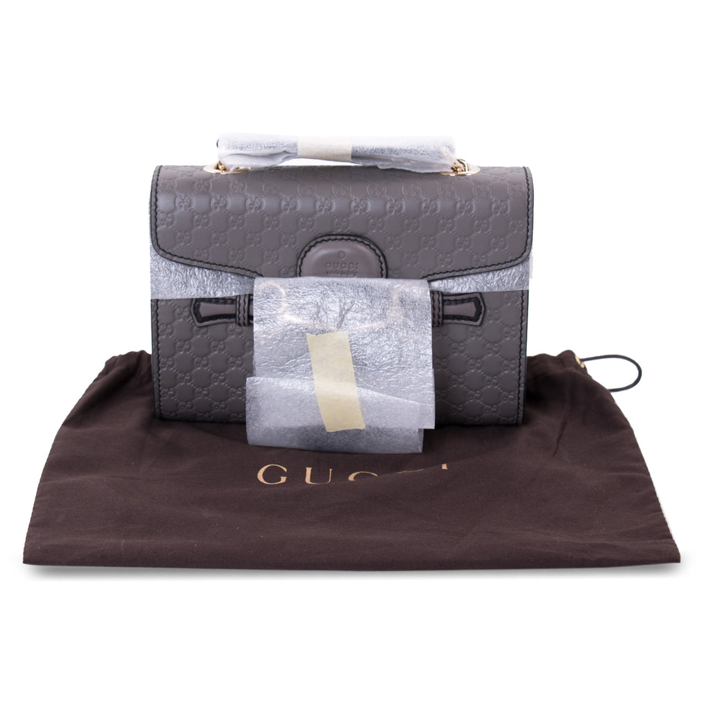 41407e744c8 ... Gucci Guccissima Emily Small Chain Shoulder Bag Bags Gucci - Shop  authentic new pre-owned ...
