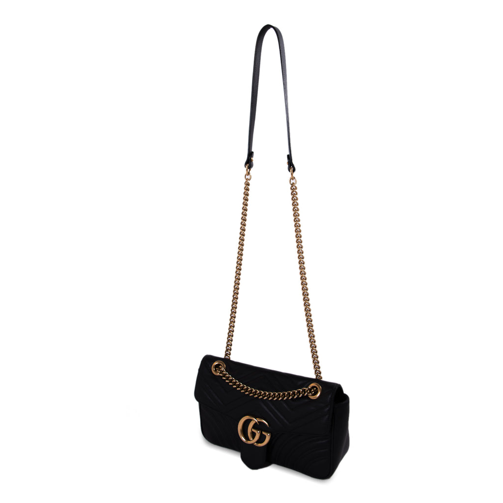 Gucci GG Marmont Small Metalassé Bag Bags Gucci - Shop authentic new pre-owned designer brands online at Re-Vogue