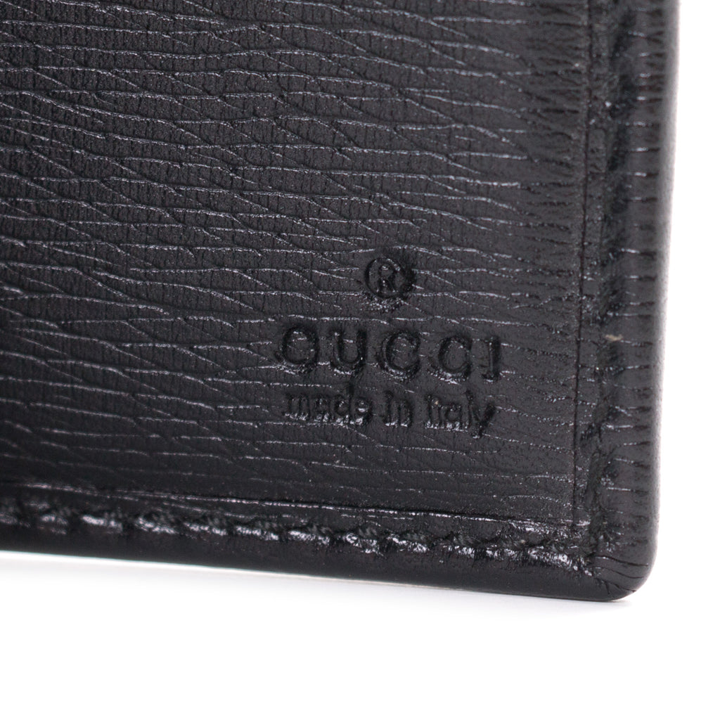 0b3b9990c14 ... Gucci Men Leather Bi-Fold Wallet Accessories Gucci - Shop authentic new  pre-owned ...