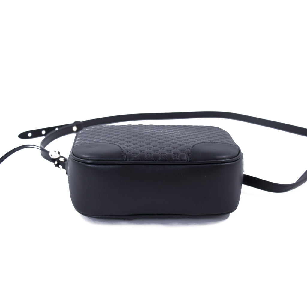 Gucci Guccissima Mini Bree Messenger Bag Bags Gucci - Shop authentic new pre-owned designer brands online at Re-Vogue