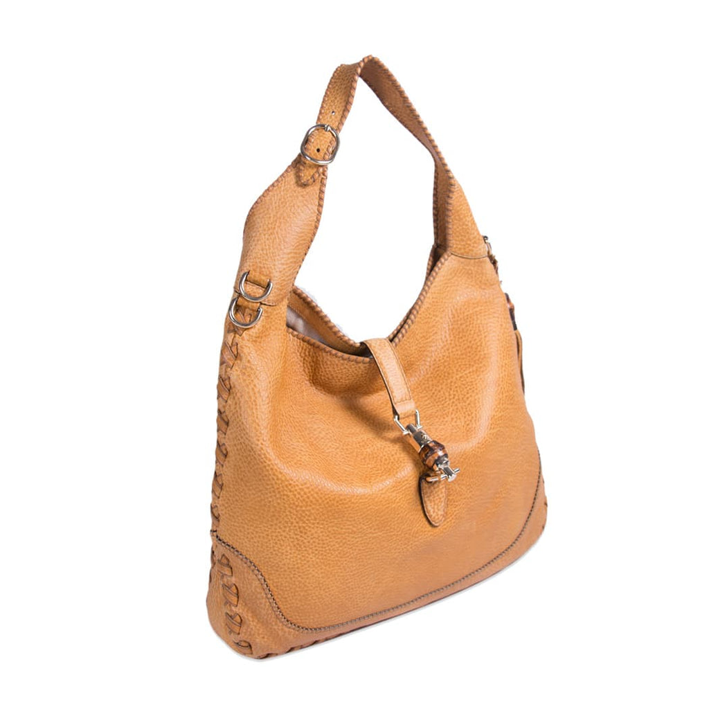Gucci Oversized Jackie Hobo Bag Bags Gucci - Shop authentic new pre-owned designer brands online at Re-Vogue