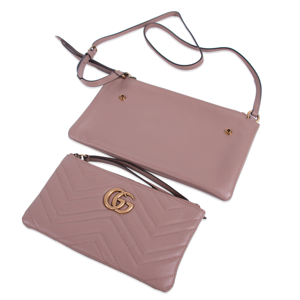 Gucci GG Marmont Mini Cross Body Bag Bags Gucci - Shop authentic new pre-owned designer brands online at Re-Vogue