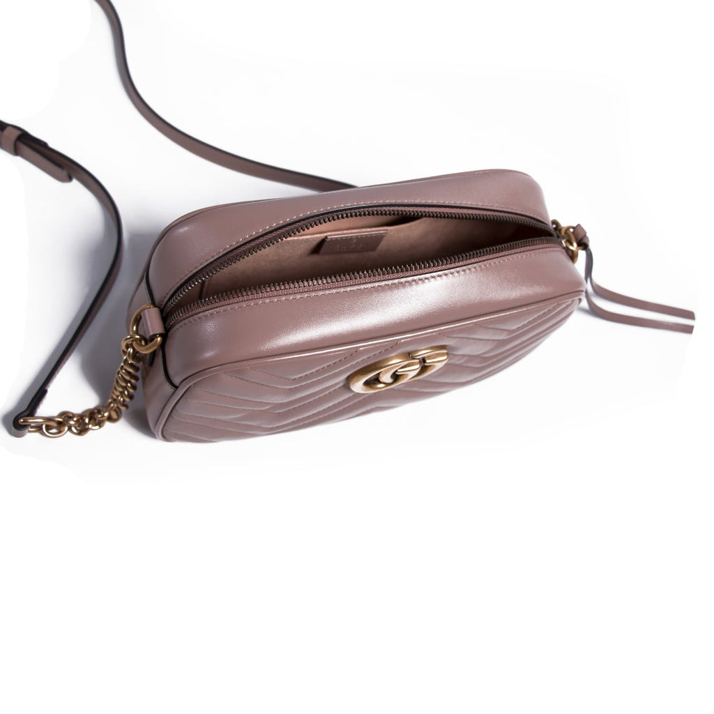 Gucci Marmont Matelassé Small Bags Gucci - Shop authentic new pre-owned designer brands online at Re-Vogue